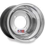 Douglas wheels-Red label-Silver polished