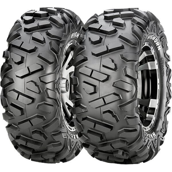 26x10-15 (255/55-15) Maxxis M-918 Big Horn Radial 6PR (No E-Mark)