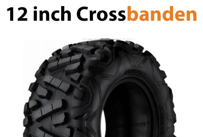 12 inch quad crossbanden