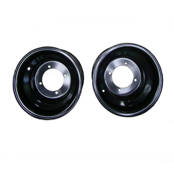 ATX steel black 8x9 4x115 3B+5N