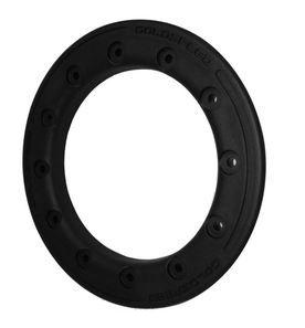Beadlock ring goldspeed black poly