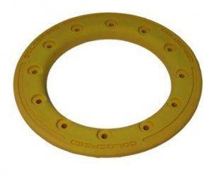 Beadlock ring goldspeed yellow poly