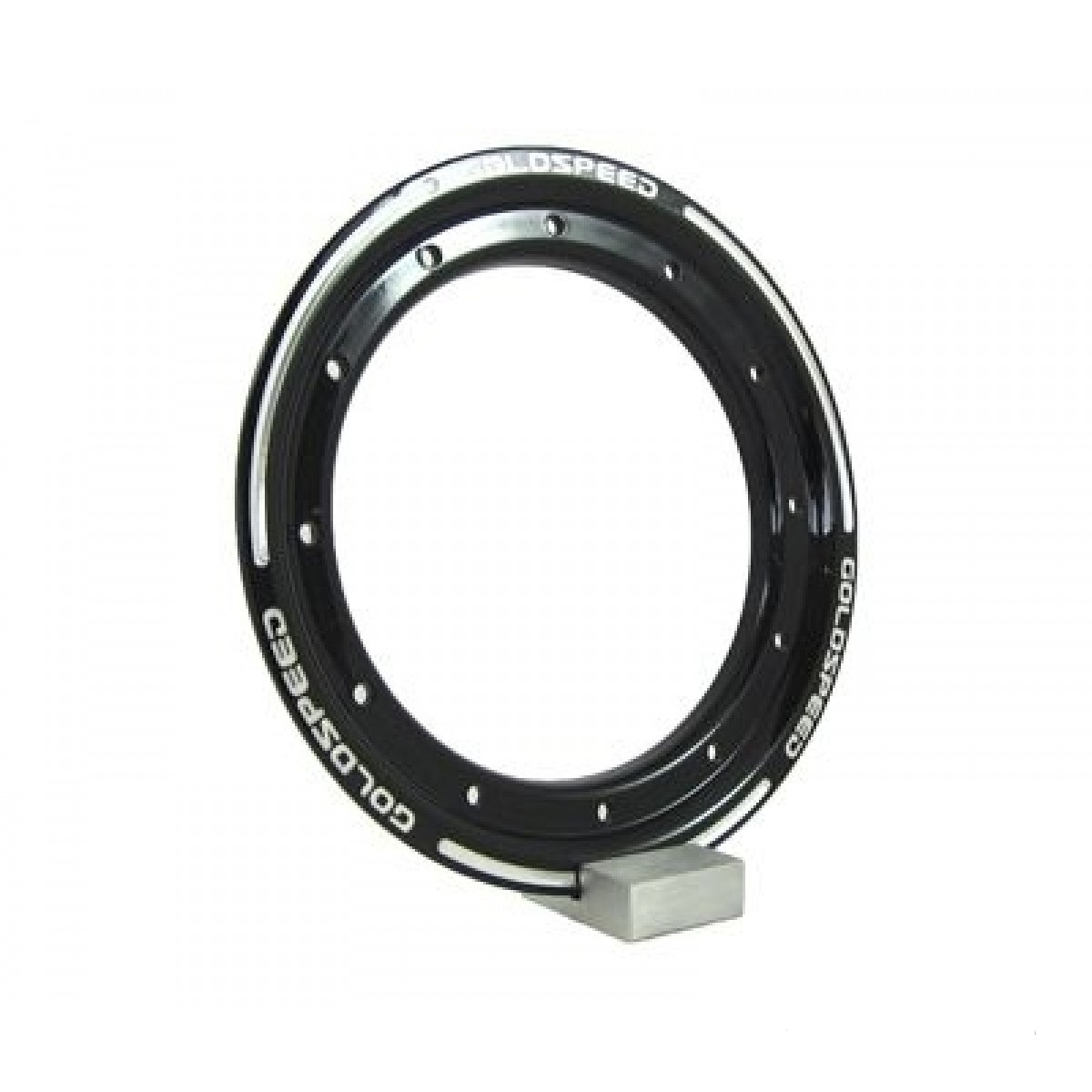 beadlock ring goldspeed black steel
