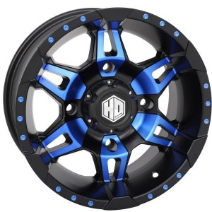 STI HD7 Black/blue