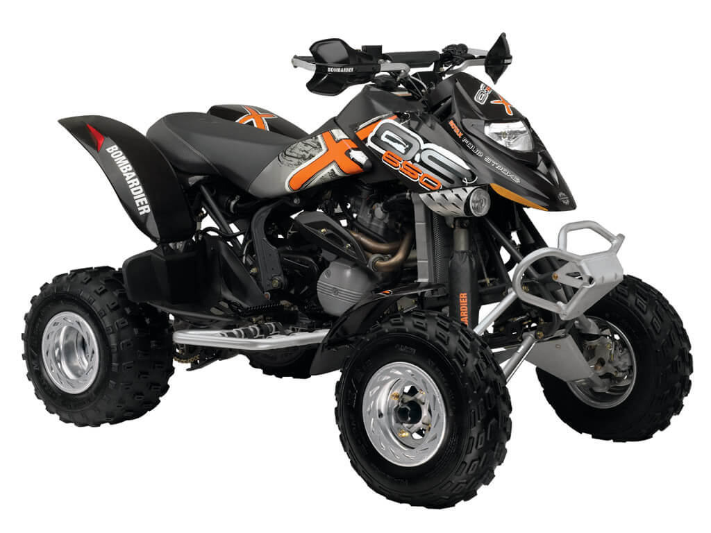 CAN-AM ds650