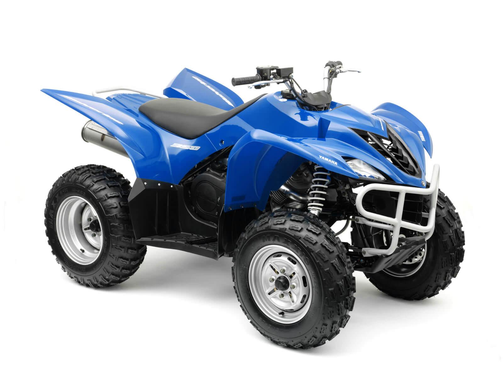 Yamaha Wolverine 350