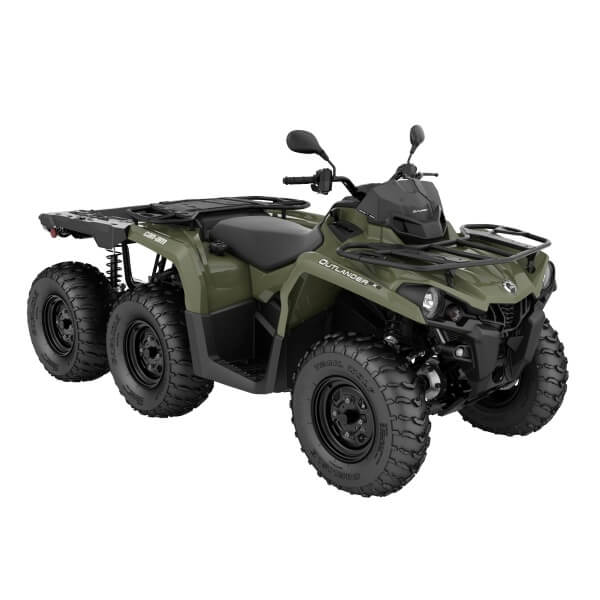 can-am outlander 450 6x6